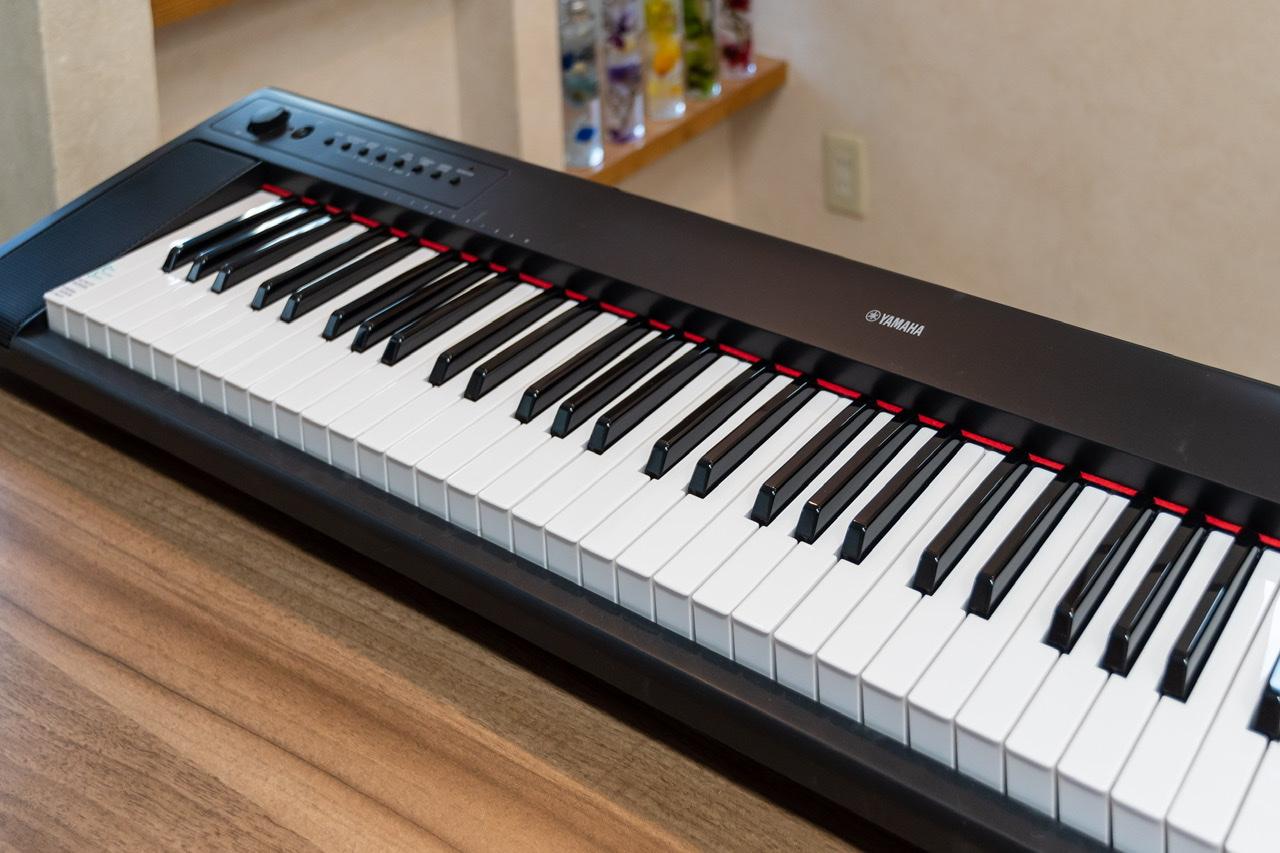 健康ピアノ 鍵盤