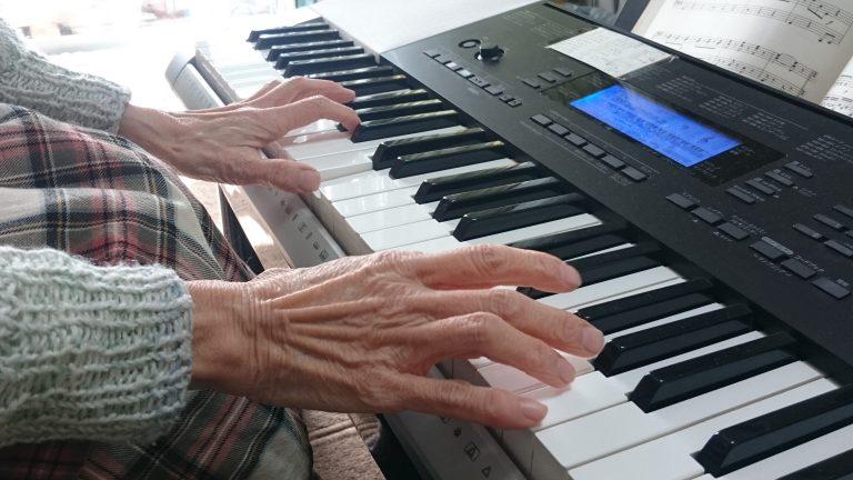 健康ピアノ シニア